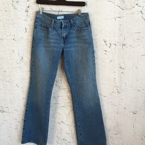 LOW BOOT CUT 545 JEANS 6M